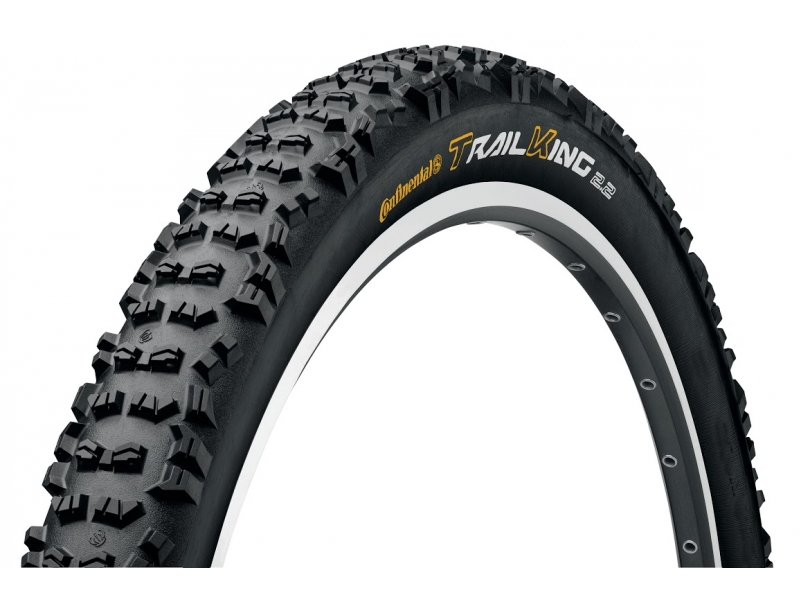 "plášť Continental Trail King 26""x2.4/60-559 drát"