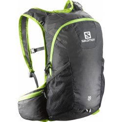 batoh Salomon Trail 20 grey/green