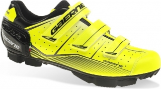 tretry GAERNE MTB Laser yellow - vel.42